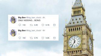 Big Ben Twitter