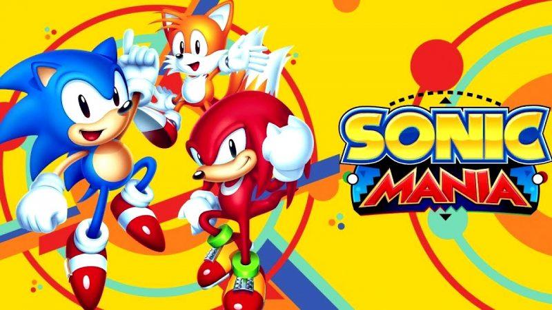 O novo título da SEGA pode ser jogado com Sonic, Tails ou Knuckles.