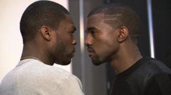 Kanye West vs 50 Cent