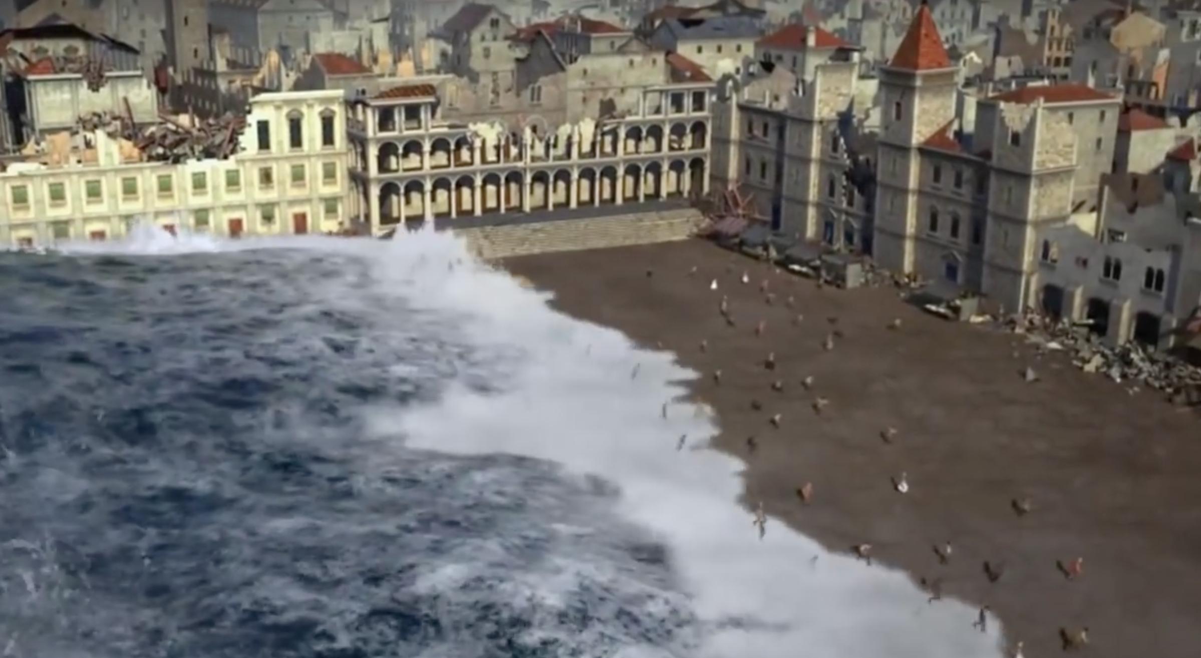 Resultado de imagem para terramoto de 1755