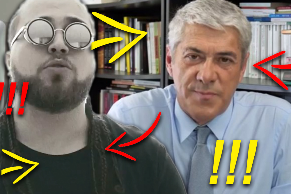 Sócrates youtuber