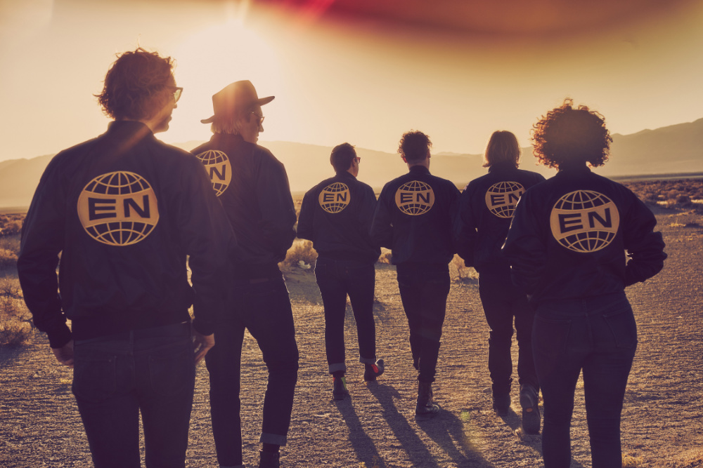 Arcade Fire regressam a Portugal em Abril de 2018