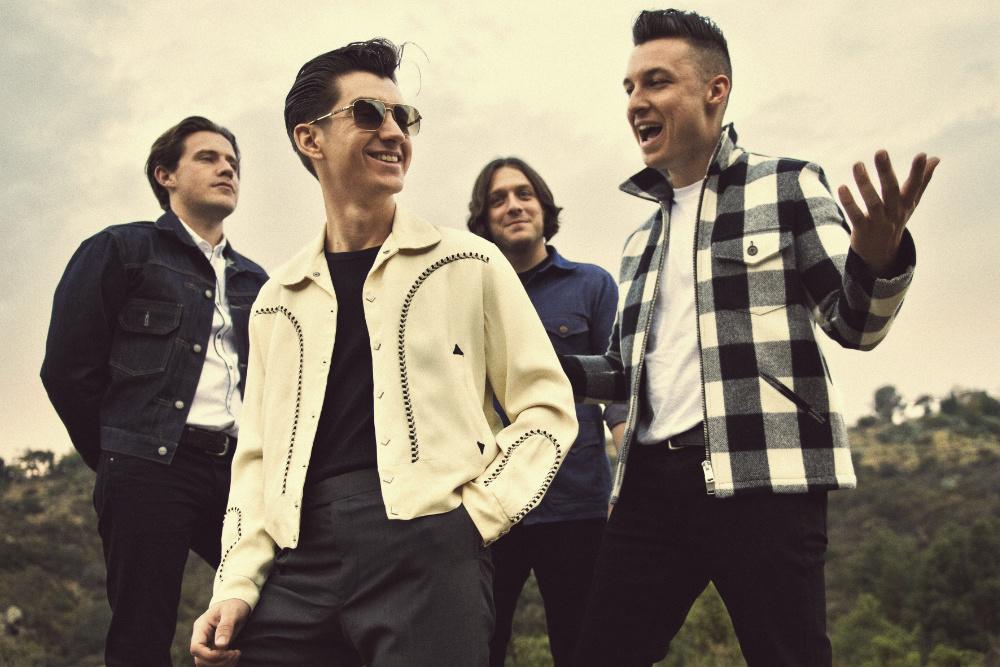 É revelado o início das gravações do novo disco — Arctic Monkeys
