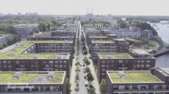 Berlim cidade esponja