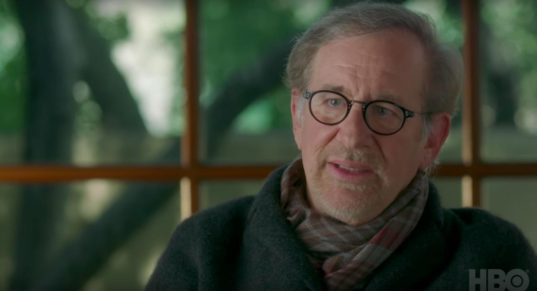 documentário sobre Steven Spielberg