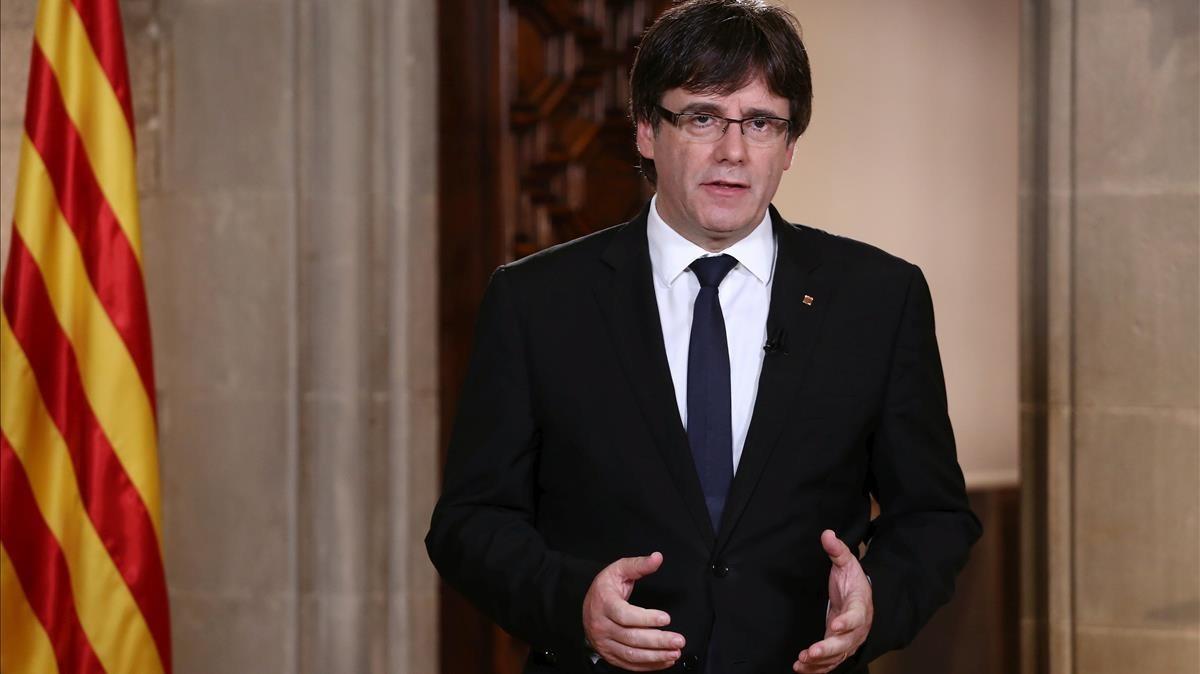 Aliados pressionam líder catalão a ignorar prazos de Madri e declarar independência
