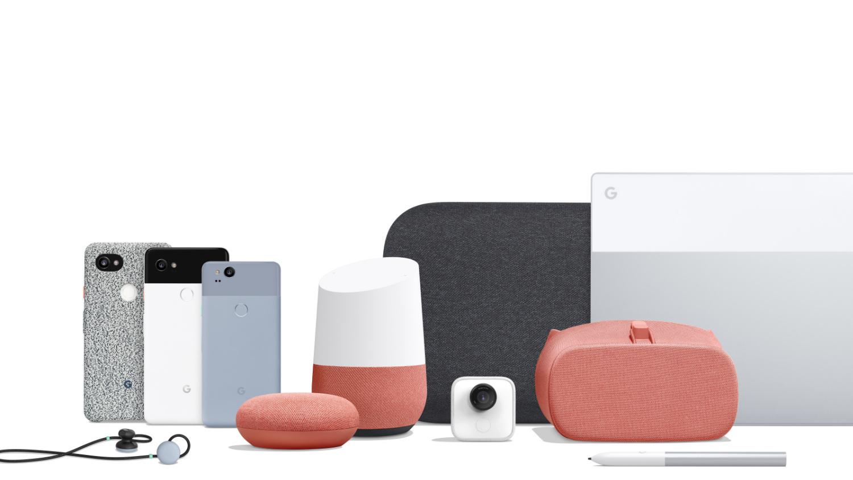 A nova família da Google