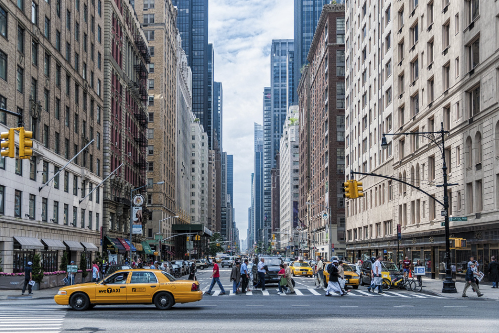 Fabuloso Nova Iorque começou a preparar-se para o futuro GS65
