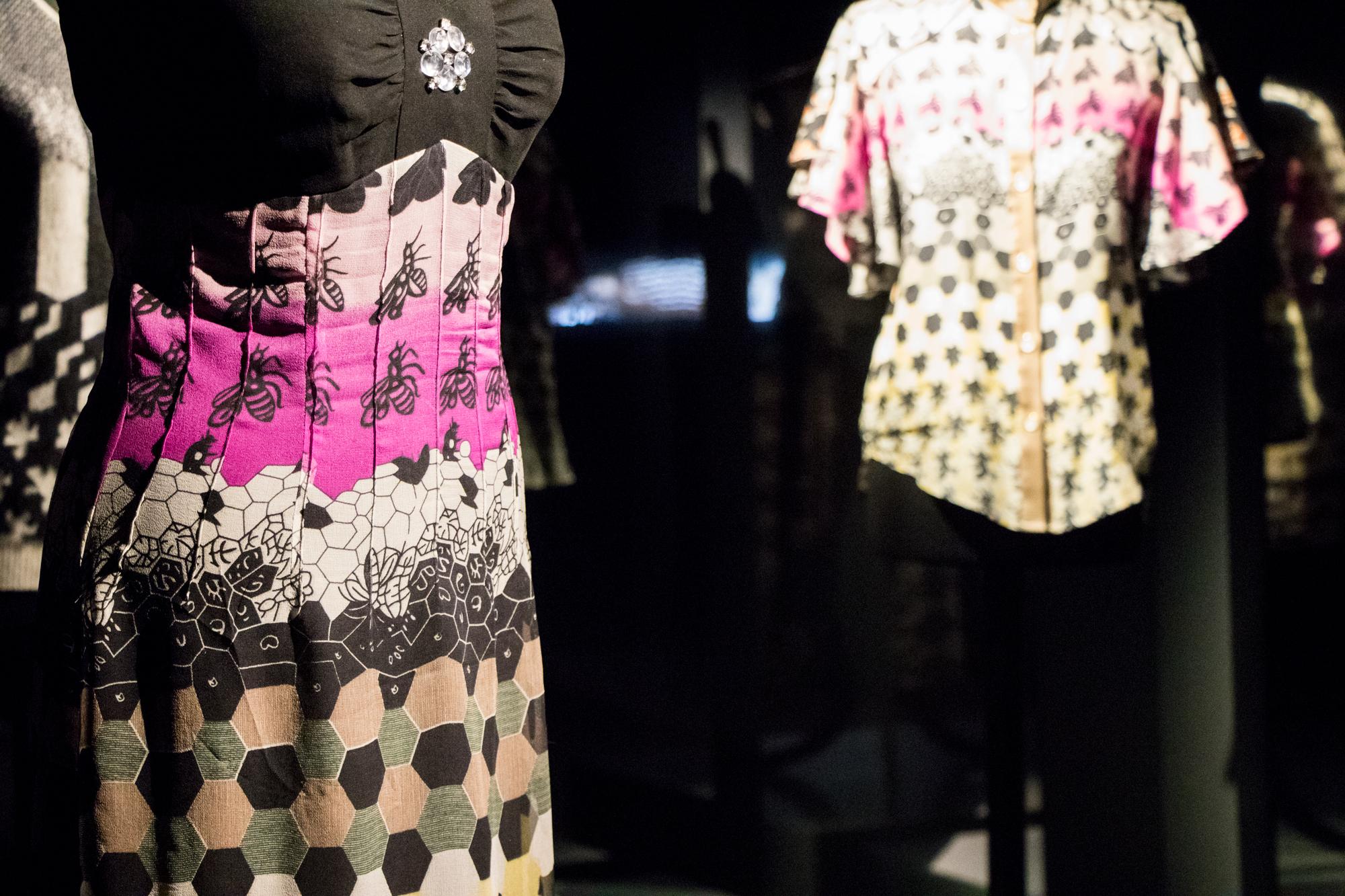 Escher e a moda