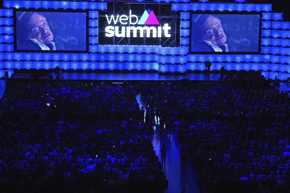 Web Summit: o futuro começa hoje. E aqui