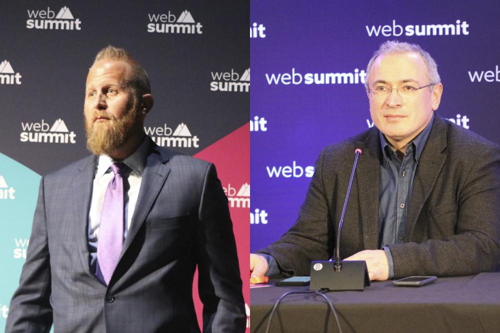 política Web Summit