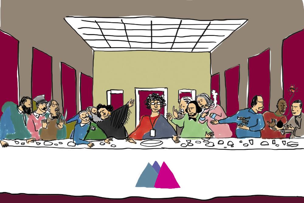 Ilustração de: Irmão Lúcia