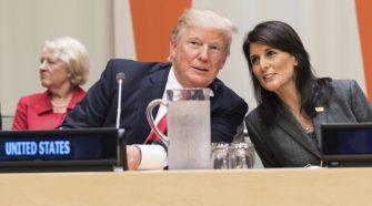 Donald Trump Jerusalém Israel