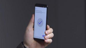 OnePlus 5 Face Unlock