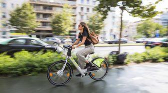 bicicletas partilhadas Lisboa