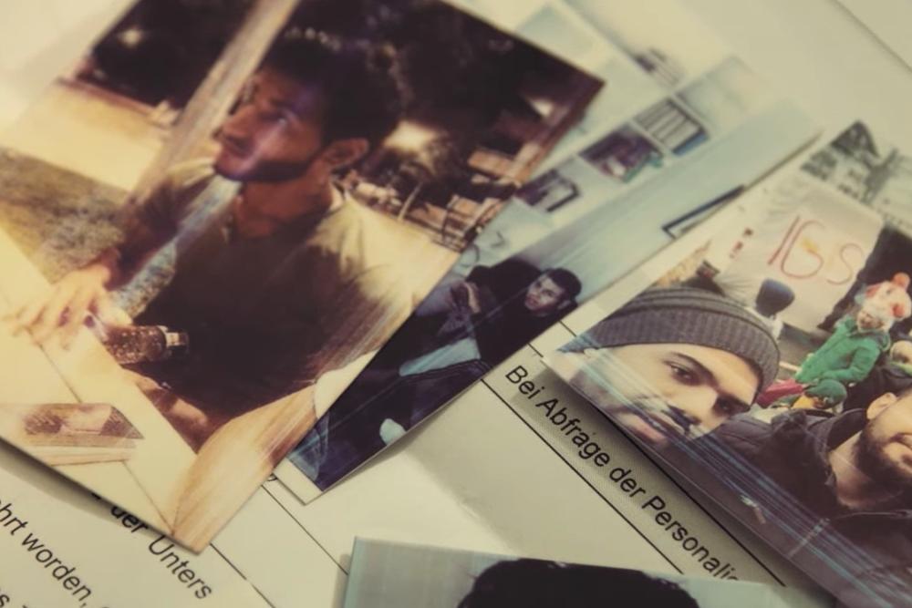 Imagem do trailer do documentário City Of Ghosts