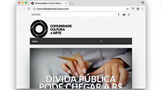 Comunidade e Arte Cultura