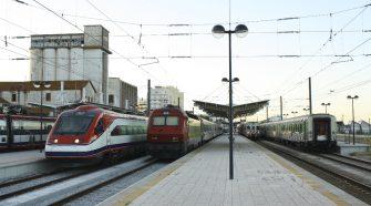 Comboios de Portugal Lisboa Porto