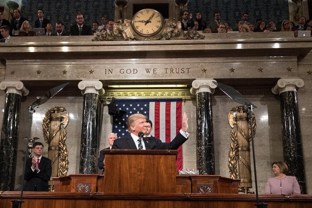 Discurso do Estado da União de Donald Trump