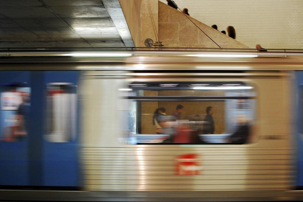 Linhas azul e amarela vão ser reforçadas — Metro de Lisboa