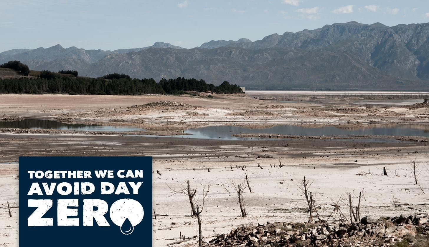 África do Sul Falta de água