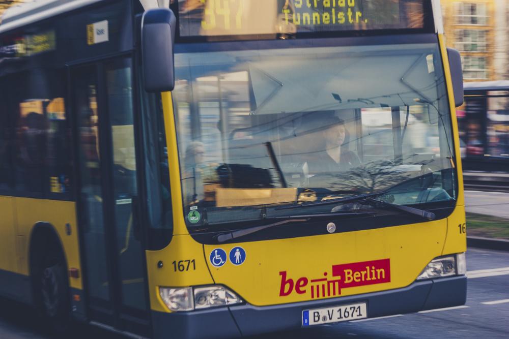 Alemanha transporte gratuito