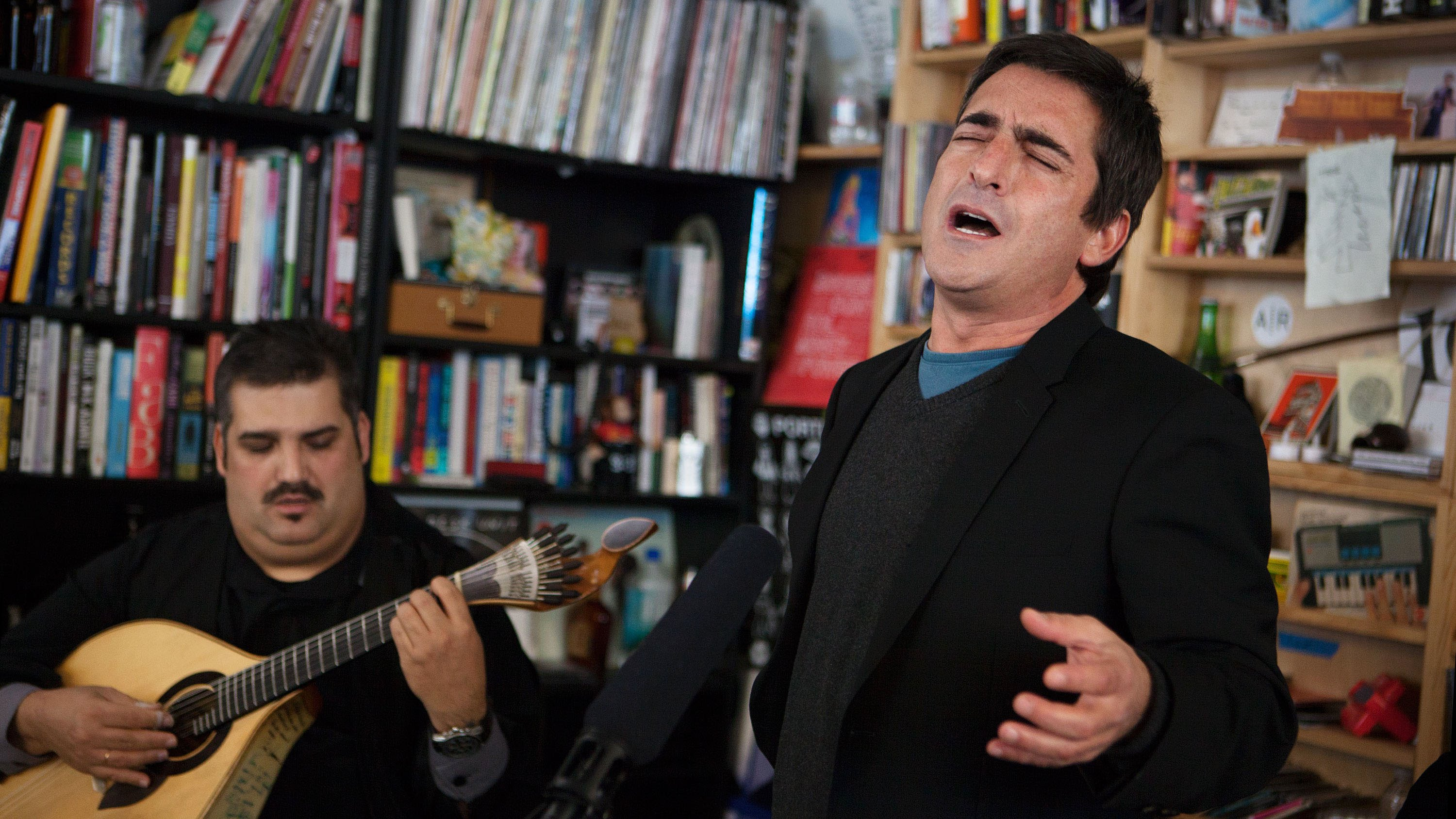 Camané Tiny Desk Concert