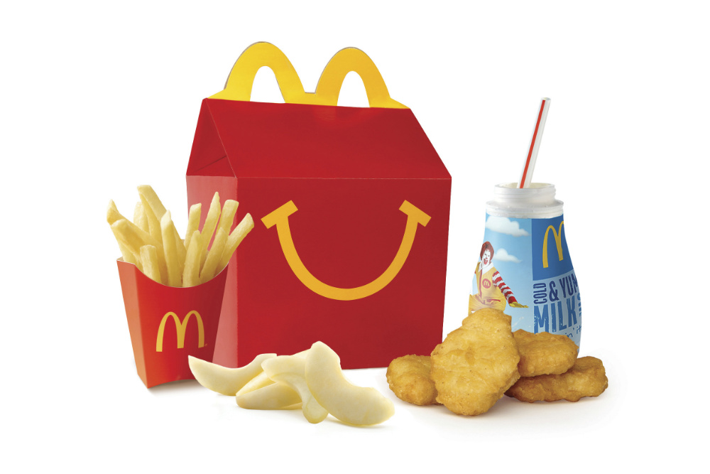 Surpresa: 'Happy Meal Cheeseburger' vai desaparecer do menu do McDonald's