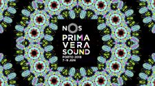 Cartaz NOS Primavera Sound