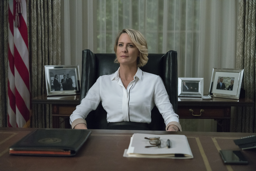 Netflix divulga teaser de 'House of Cards' sem Kevin Spacey