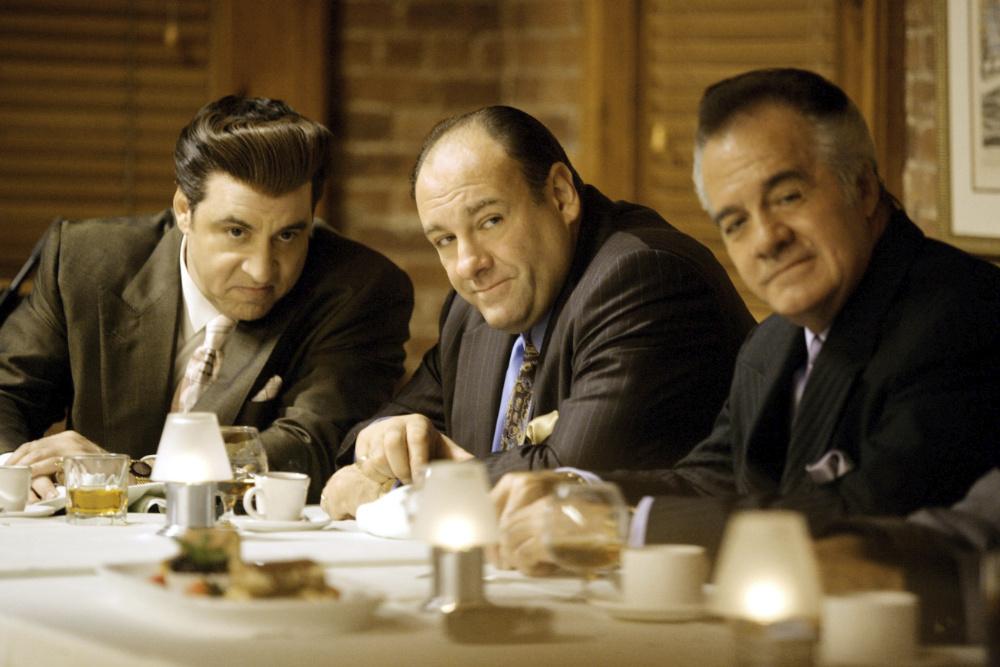 Sopranos filme