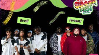 sumol summer fest portugal vs brasil