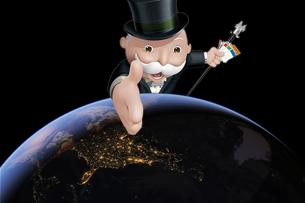 mundo desigualdade