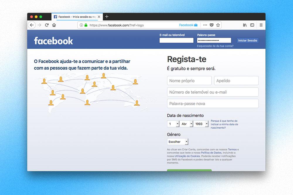 A Mozilla chateou-se com o Facebook e criou uma extensão