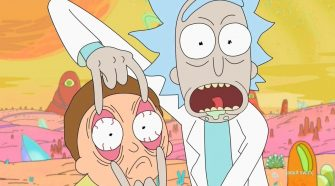Rick and Morty novos episódios