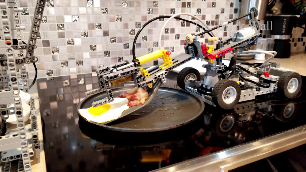 LEGO pequeno-almoço