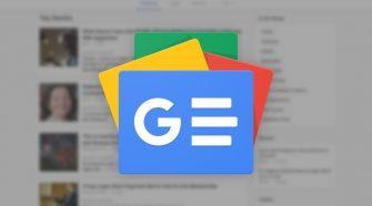 Google News nova versão
