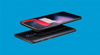 OnePlus 6 android oreo