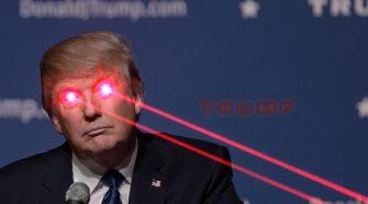 Donald Trump Coreia do Norte