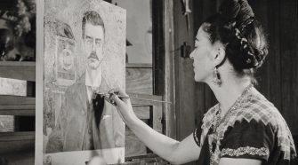 Frida Kahlo fotografias