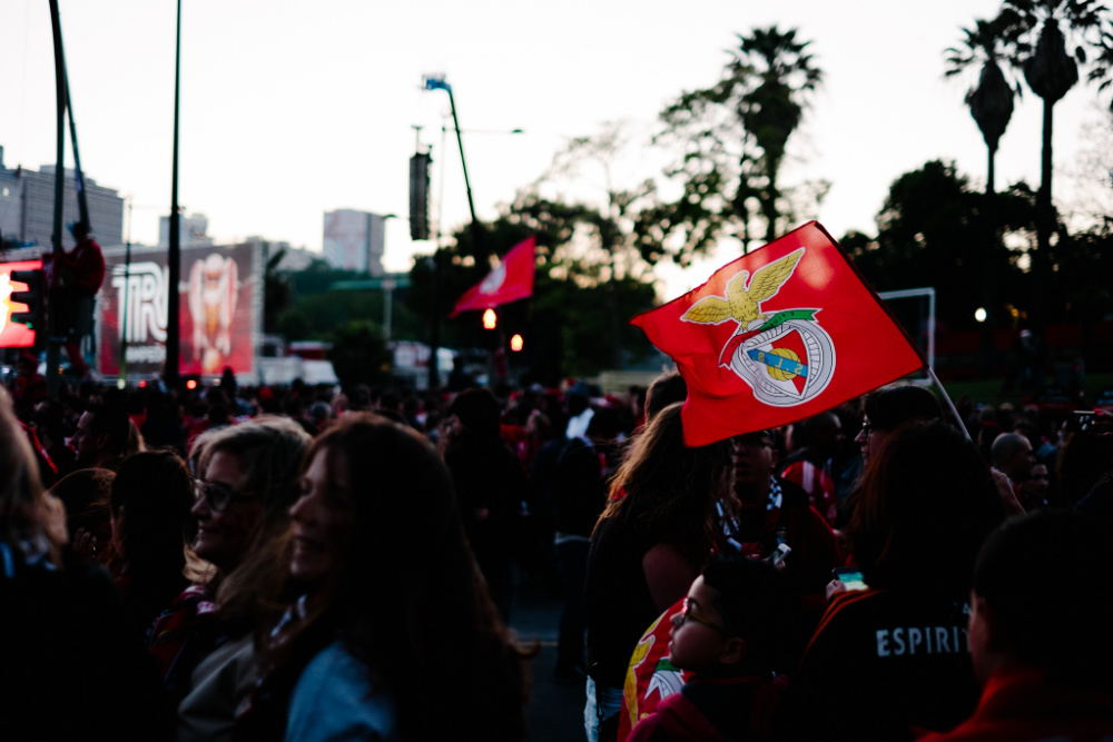 Benfica Google