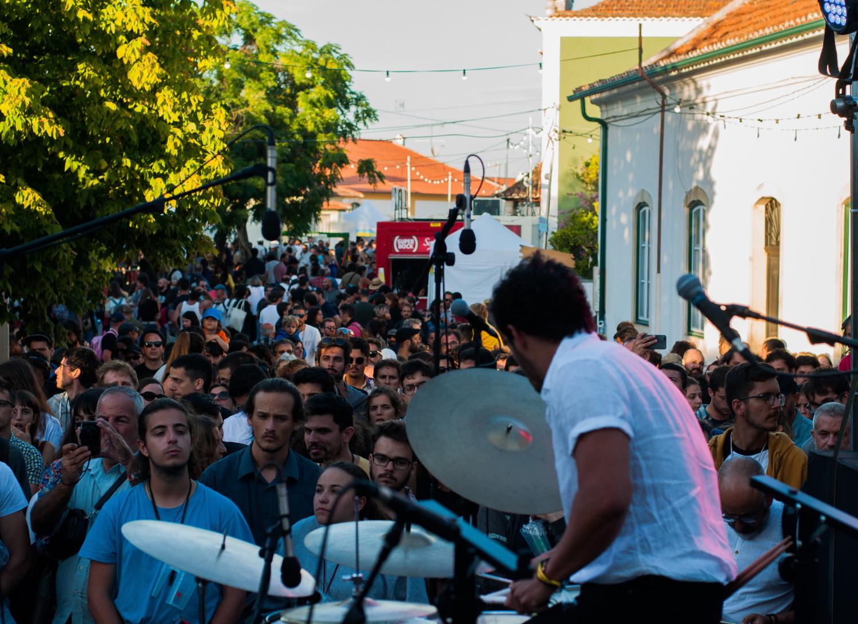 Concerto de Rodrigo Amado Motion Trio (foto de Filipa Vieira Dias/Shifter)