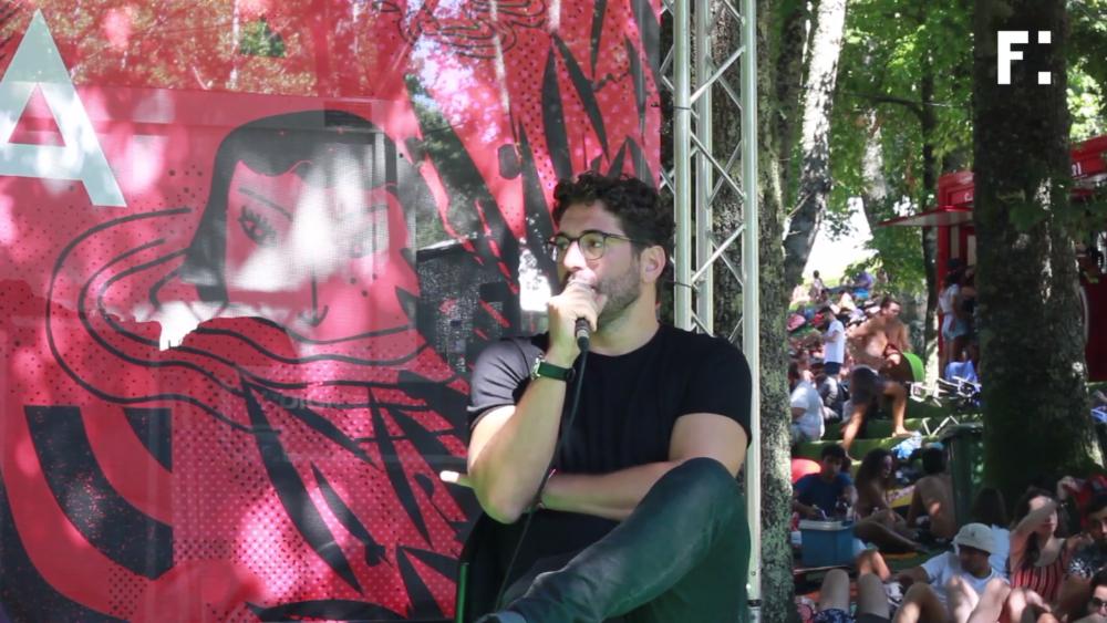 Nuno Lopes Entrevista