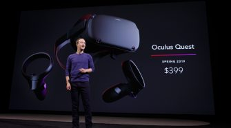 Zuckerberg anuncia Oculus