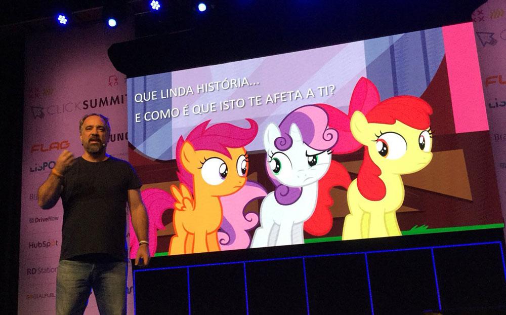 ClickSummit 2018: nem só de marketing e vendas online vive uma conferência de... marketing e vendas online