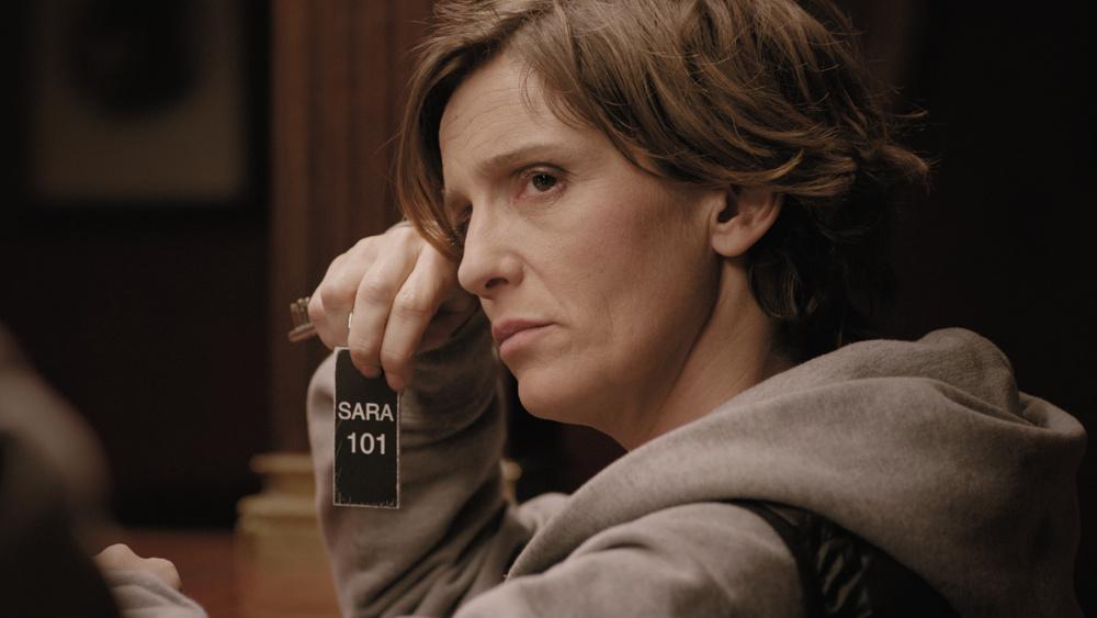 Beatriz Batarda, Sara na série da RTP