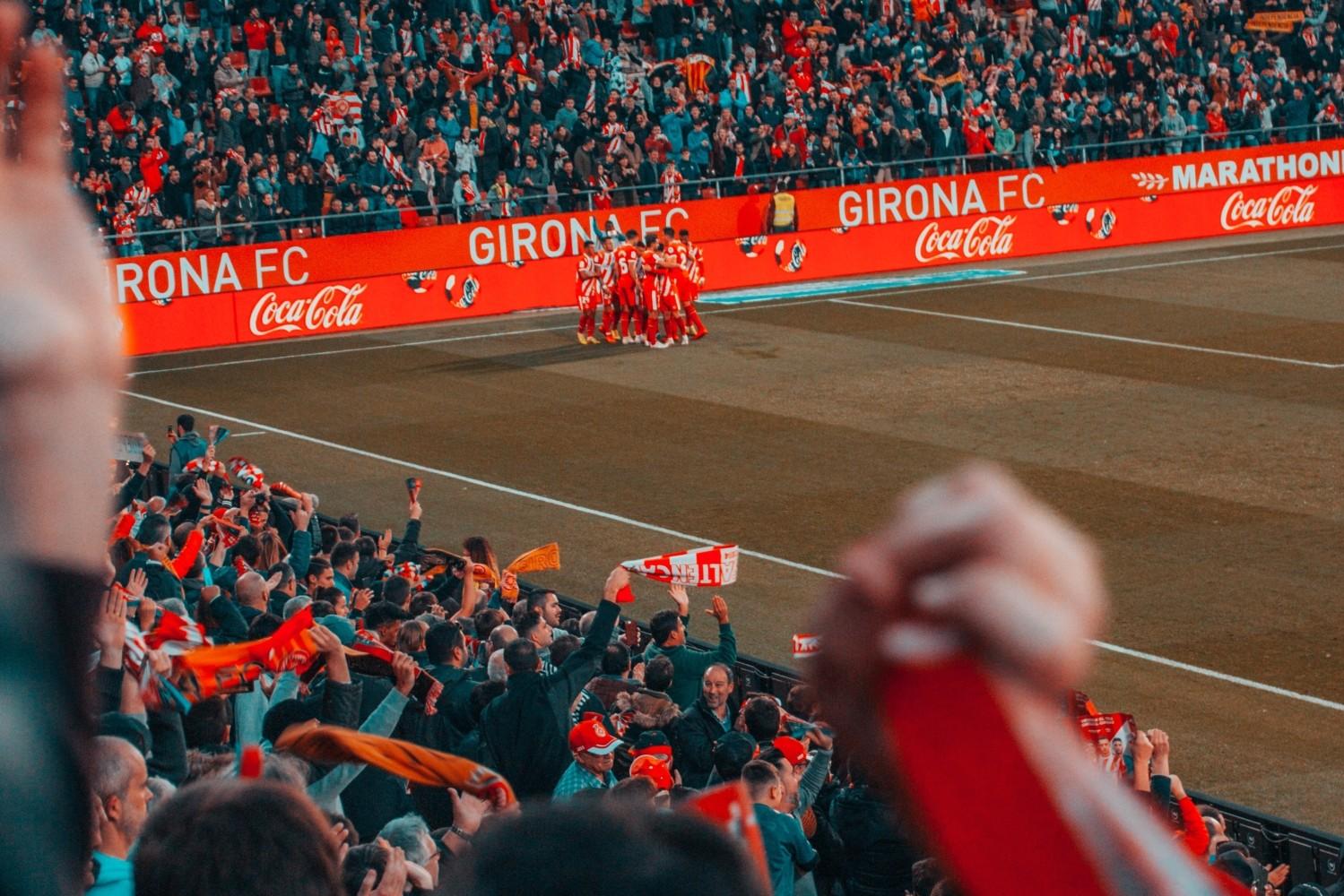 Girona FC / Fotografia de  Martí Pardo