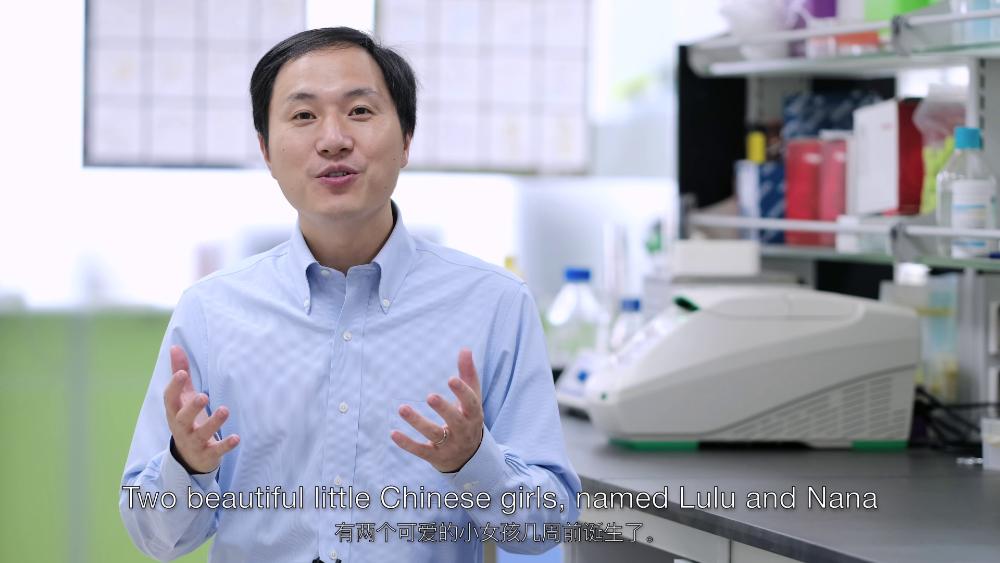He-Jiankui-DNA-bebes-(YouTube)