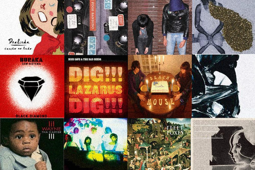 discos 2008