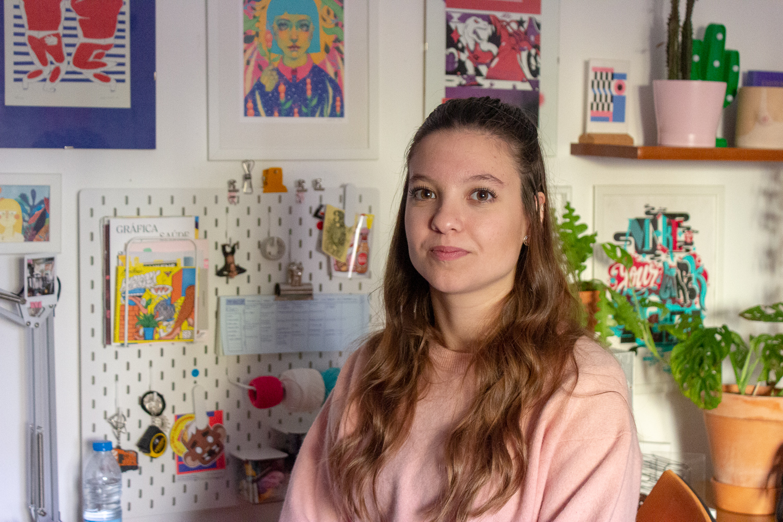 Ana Martins aka Aheneah (foto de Mário Rui André/Shifter)